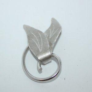 SALE Vtg Bond Boyd solid Sterling Silver Brooch